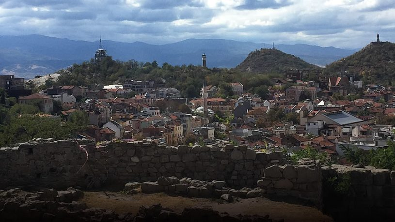 TOUR TO PLOVDIV
