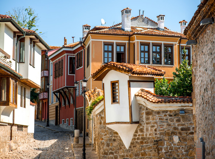 Day tour to Plovdiv