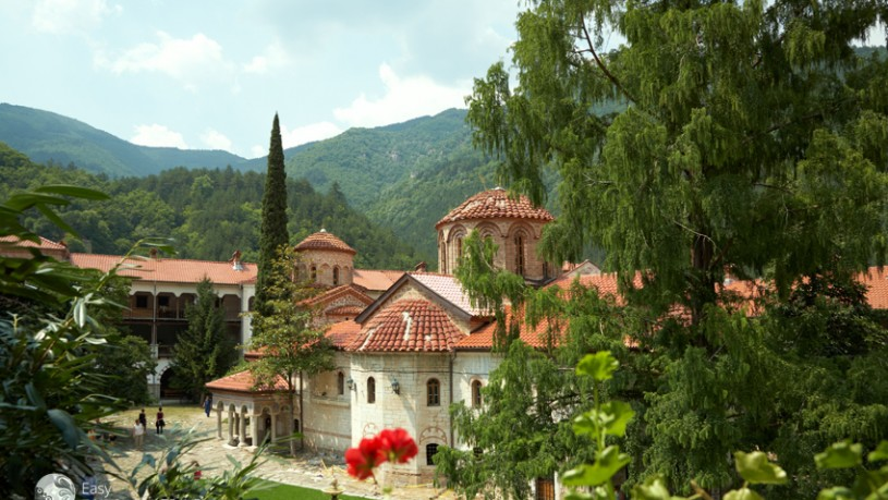 visit the Bachkovo monastery