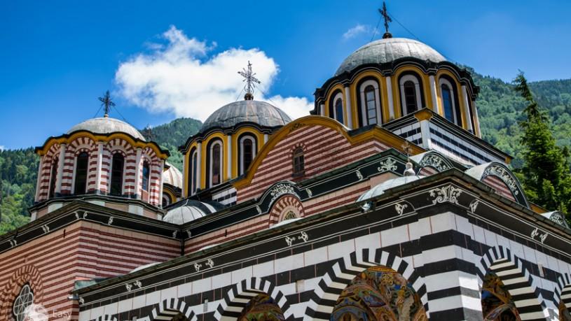 Visit the Rila monastery