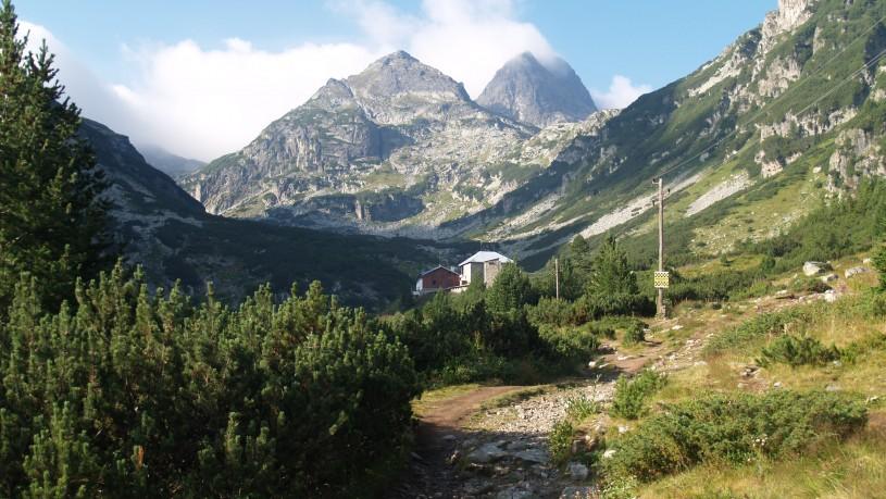 Malyovitsa Peak, Pirin mountain, Bulgaria
